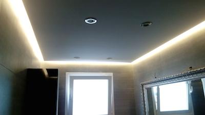 Iluminacion de techos proyectos de iluminacion - Iluminacion para techos bajos ...
